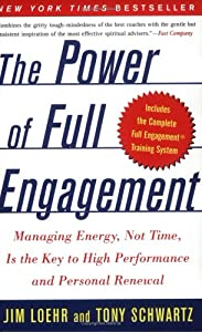 "Cover of ""The Power of Full Engagement: M..."