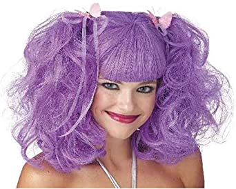 Lavender Pixie Gothic Fairy Costume Wig