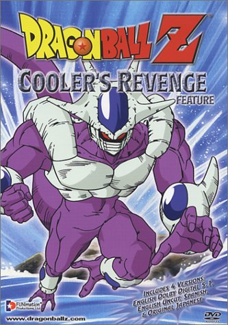 DragonBall Z Cooler's Revenge: Uncut Movie (REGION 1) (NTSC) [DVD] [US Import]