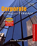 img - for WIE Corporate Finance: Theory and Practice, Second Edition, Wiley International Edition book / textbook / text book