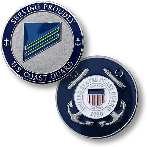 Coast Guard E2 Airman Apprentice