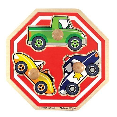 Cheap Fun Melissa & Doug Stop Sign (Vehicles) Jumbo Puzzle (B000EOGAUQ)