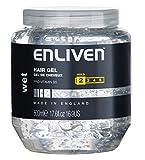 Enliven Active Care Hair Gel, Wet, 500ml