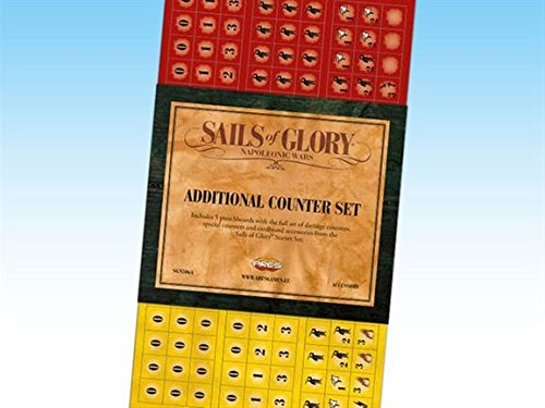 Sails of Glory - Counter Set - 1
