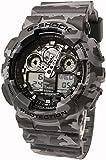 [カシオ]CASIO G-SHOCK G-ショック Camoflage Series カモフラージュシリーズ メンズ 腕時計 GA-100CM-8A【並行輸入品】