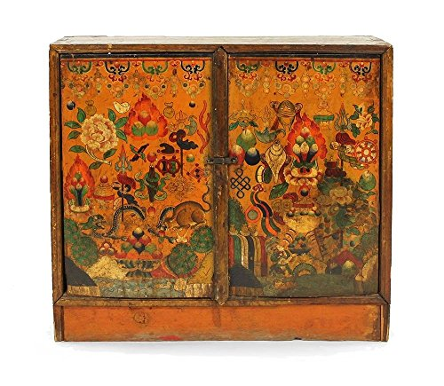 Hand Painted Dresser front-847794
