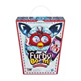 Festive Sweater Furby Boom Electronic Holiday Edition Plush Figure