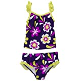Carter's Baby Girls 2-piece Floral Swimsuit