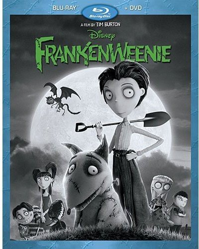 Blu-ray : Frankenweenie (With DVD, Dubbed, Digital Theater System, Dolby, Widescreen)