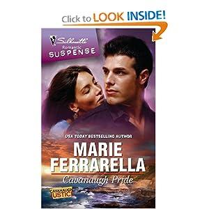The Cavanaugh Code (Silhouette Romantic Suspense) (Cavanaugh Justice) Marie Ferrarella