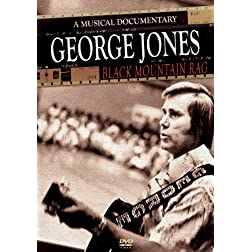 Jones, George - Black Mountain Rag: Greatest Live Hits
