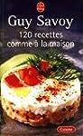 120 recettes comme � la maison - Les...