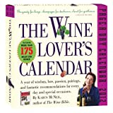 Wine Lovers 2012 Calendar