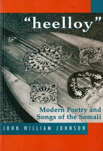 Heelloy: Modern Poetry and Songs of Somalis