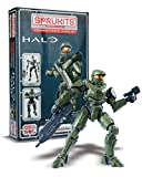 Sprukits Level 2 Master Chief HALO Figure Model Kit