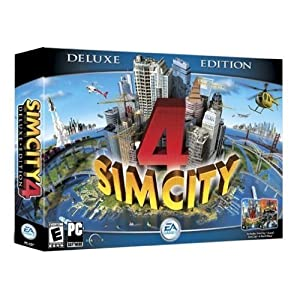 SimCity 4 Deluxe Edition with Rush Hour Expansion Pack review download pc games