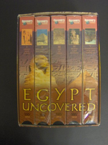 Egypt Uncovered - Discovery Channel Video - 1