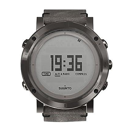 Watch Suunto Essential STEEL Altimeter Barometer Compass