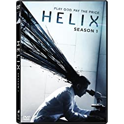 Helix: Season 1 (DVD)