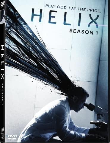 Helix: The Complete First Season [DVD] [Import]