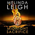 Midnight Sacrifice Audiobook by Melinda Leigh Narrated by Christopher Lane