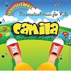 Amazon.com: Camila's Personalized Happy Birthday Song (Kamila