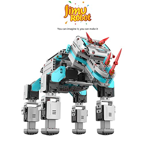 New UBTECH Jimu 3D Programmable Creativity DIY Robot Kit By KTOY (Hobby Programmable Robots compare prices)