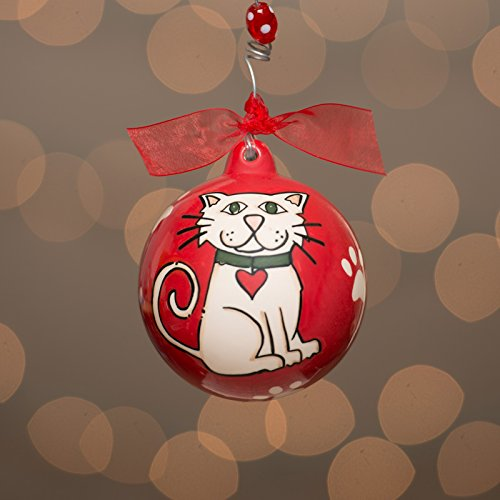 Glory Haus Cat Ball Ornament