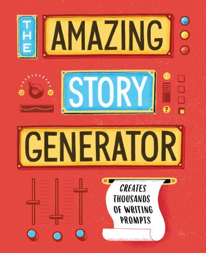 Amazing Story Generator: Creates Thousands of Writing Prompts