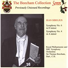 Beecham Conducts Sibelius