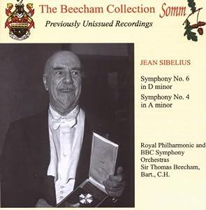 Sibelius: Symphony Nos. 4 & 6