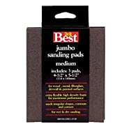 Ali Ind. 380156 Do it Best Flex Sanding Sponge-3PK 120G FLEX SPONGE