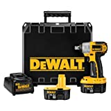 "Dewalt DC830KA 1/2"" 14.4V Heavy Duty Impact Wrench Kit"