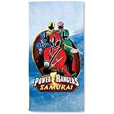 Power Rangers Circle Bath Towel