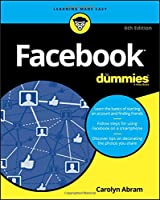 Facebook For Dummies, 6th Edition Front Cover