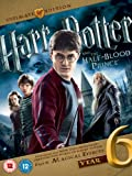 Harry Potter and the Half-Blood Prince (Ultimate Edition) - Double Play (Blu-ray + DVD) [2011] [Region Free]