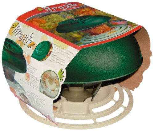 Marchioro Break Feeder for Wild Birds, 8.5 inches