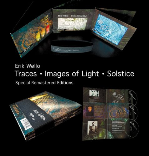 Traces Images of Light Solstice