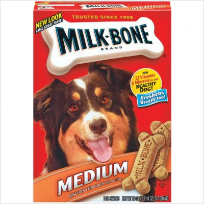 Milk-Bone Medium Dog Biscuits 26 oz