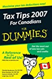 img - for Tax Tips 2007 For Canadians For Dummies  book / textbook / text book