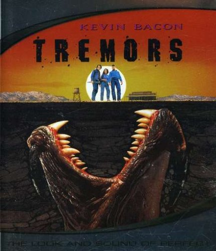 Cover art for  Tremors [HD DVD]