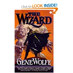 The Wizard: Book Two of The Wizard Knight by Gene Wolfe