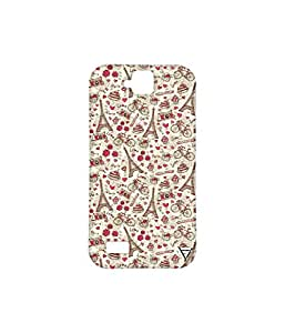 Vogueshell Love in Paris Pattern Printed Symmetry PRO Series Hard Back Case for Huawei Honor Holly