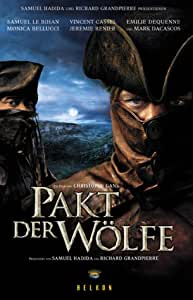 Brotherhood of the Wolf [VHS] [Import allemand]