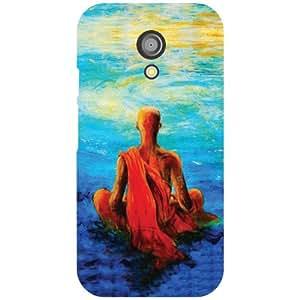 Motorola Moto G (2nd Gen) Back Cover - Spirituality Designer Cases