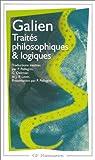 echange, troc Claude Galien - Oeuvres philosophiques et logiques