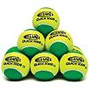 Gamma Quick Kids 78 Ball (12 Pack, Yellow/Green)