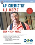 img - for AP  Chemistry All Access Book + Online + Mobile (Advanced Placement (AP) All Access) book / textbook / text book