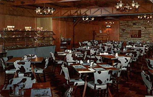 Ranch Room Vernal, Ut Original Vintage Postcard