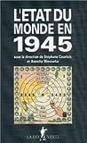 L' état du monde en 1945